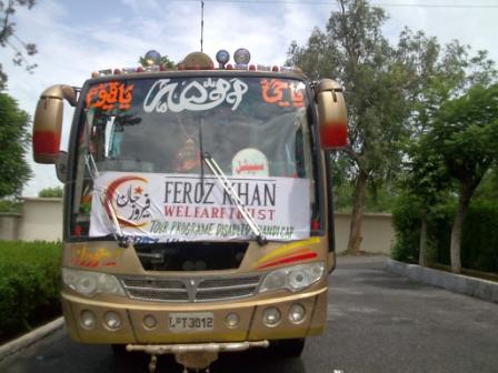 Feroz khan trust, You go we follow